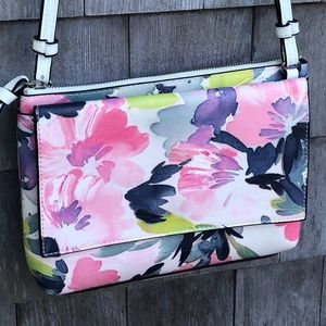 French Connection | Watercolor Crossbody Bag 🌸☀️